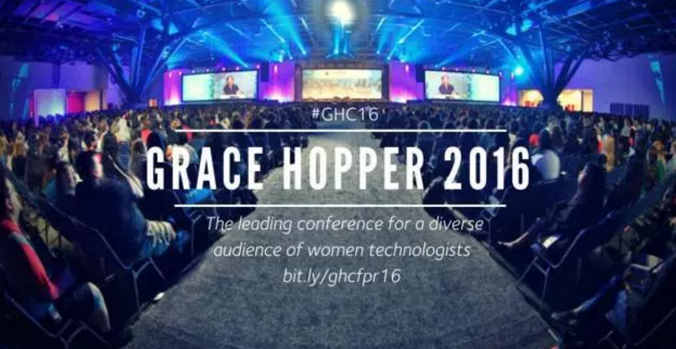 2016 Grace Hopper Conference Recap