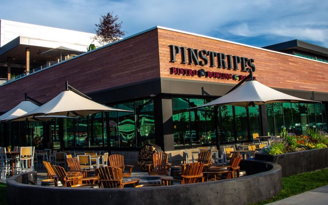 Networking @ Pinstripes